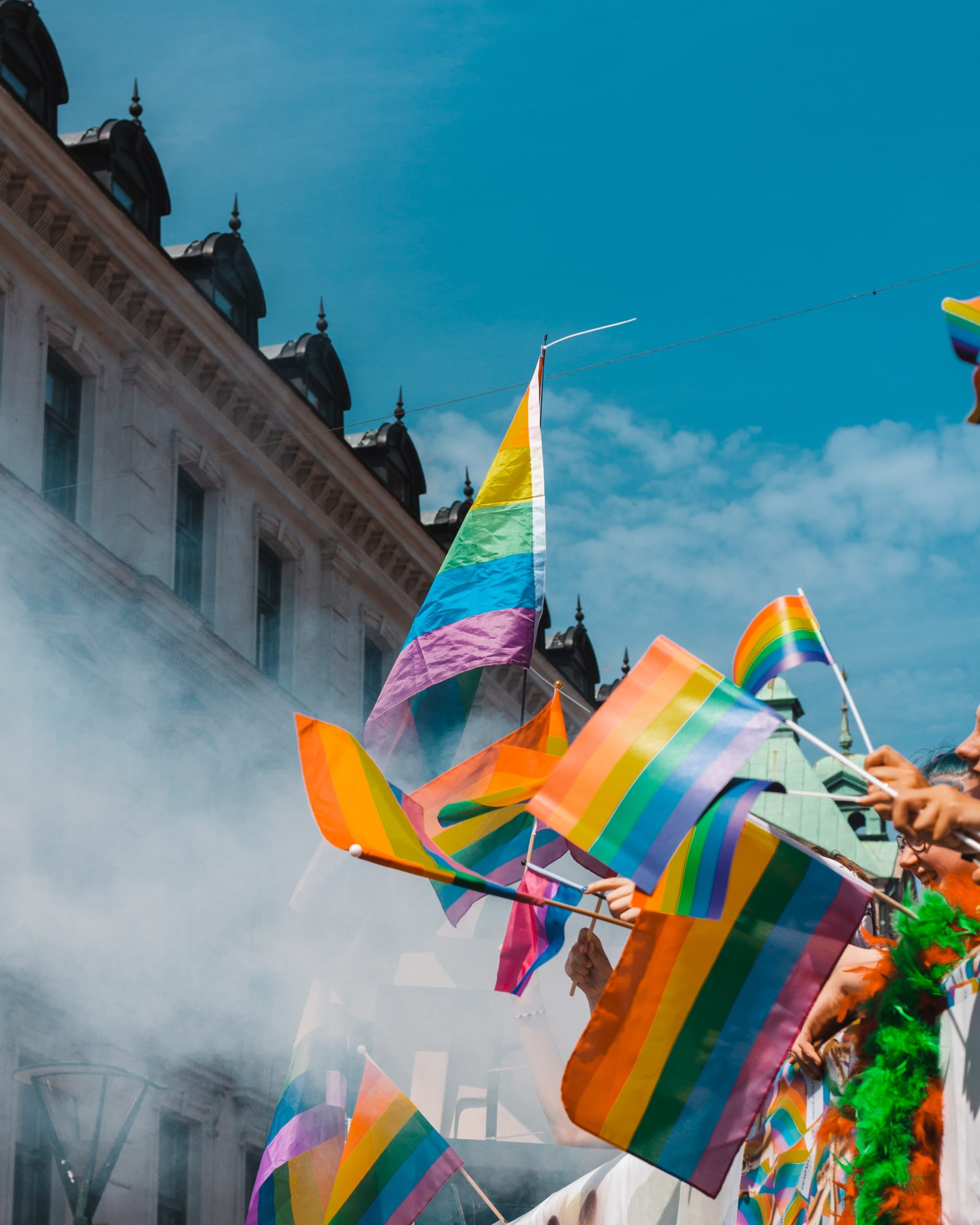 bandeiras LGBTQ+
